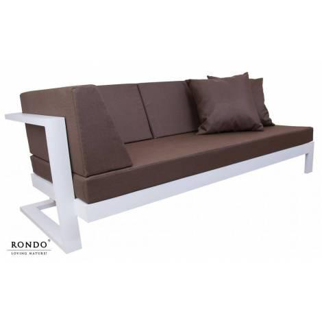 Sofa TOSCANIA z prawym podłokietnikiem